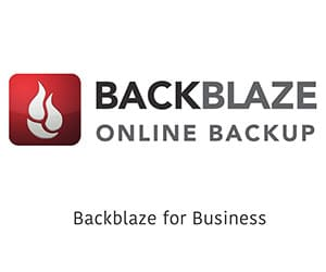 Backblaze Backups