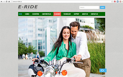 E-ride Electric Scooters