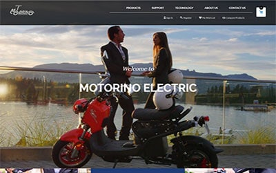 Motorino Electric Scooters