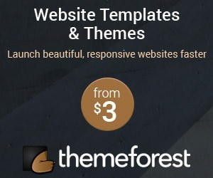 Theme Forest WordPress themes