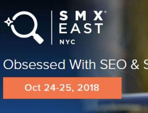 SMX East – New York – Oct 24-25, 2018